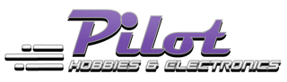 Pilot Hobbies & Electronics Logo